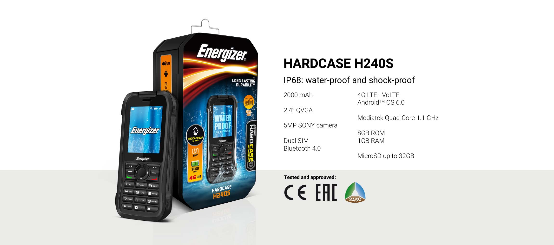 timeless design f5664 30442 Energizer Mobile: Product