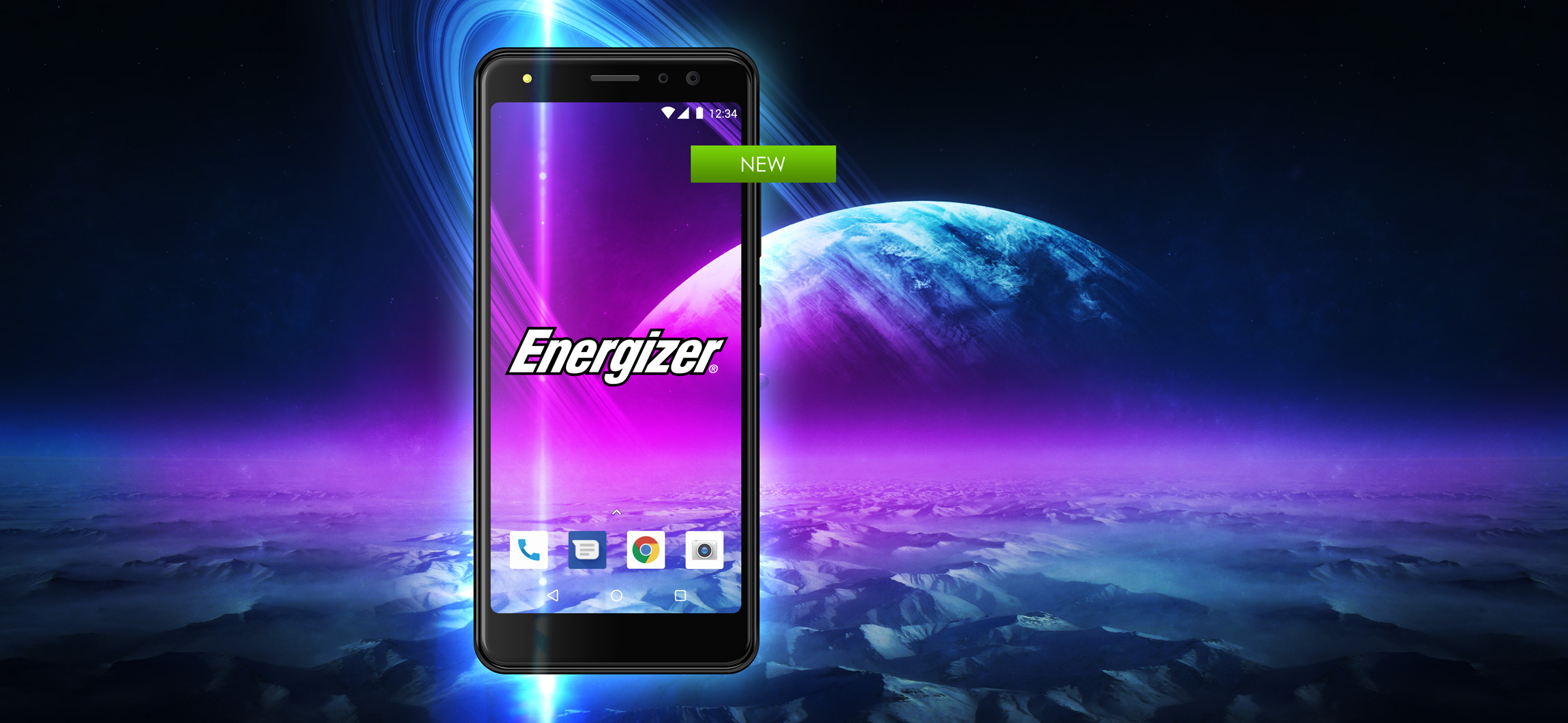 Energizer Mobile: Home
